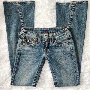True Religion Jeans - True Religion Joey Flare Light-wash Jeans 23